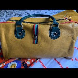 Fly  London Bowling ball style purse